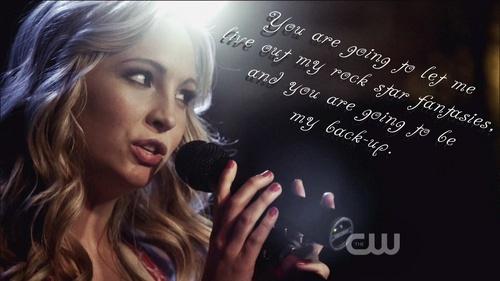 Caroline. *