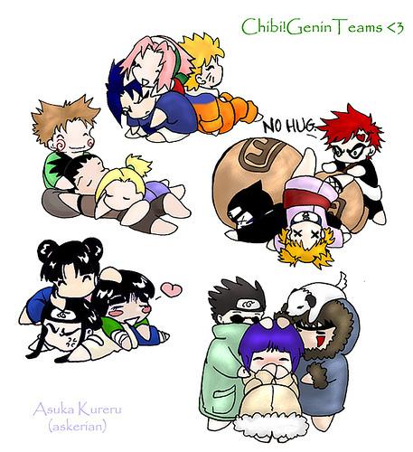 Chibi Teams