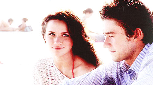Clay and Quinn wallpaper probably with a portrait called Clay & Quinn <3