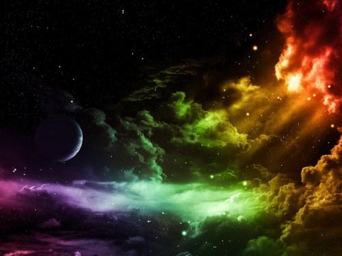 Cosmic mga kulay