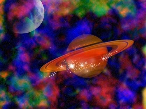 Cosmic màu sắc