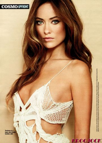 Cosmopolitan April 2011 - olivia-wilde Photo