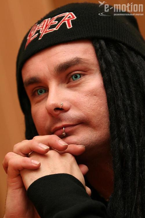 dani filth Dani and his