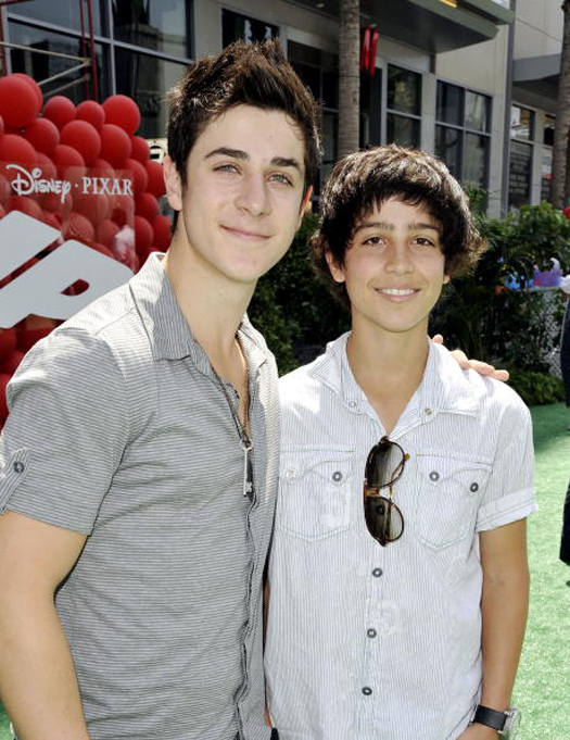 David Henrie And Abd Lorenzo Henrie