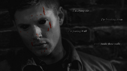 Supernatural wallpaper titled Demon!Dean