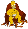 Drunk Homer! - the-simpsons photo