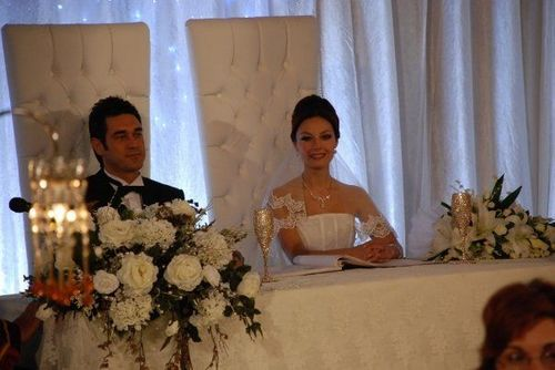 Dudaktan Kalbe Kenan and Cavidan wedding