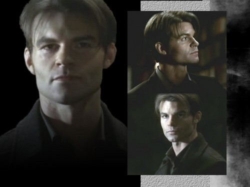 Elijah wallpaper probably with a business suit and a portrait called Elijah Wallpaper 2