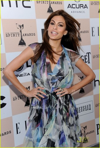 Eva Mendes - Spirit Awards 2011