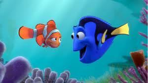 disney Role Play fondo de pantalla called Finding Nemo