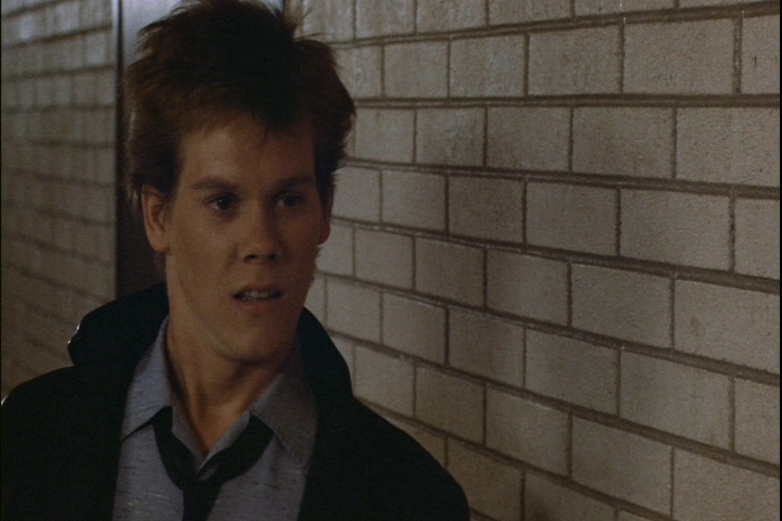 Kevin bacon doubles in movie footloose