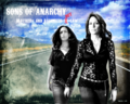 Gemma &amp; Tara - sons-of-anarchy wallpaper