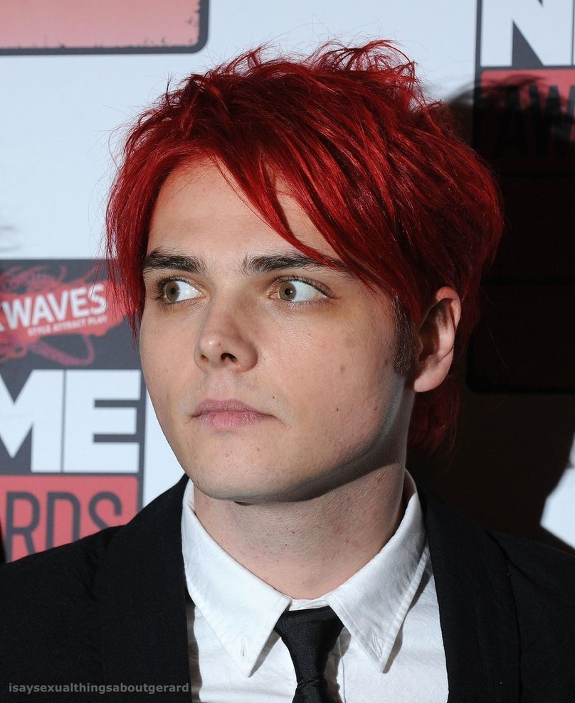 gerard my chemical romance: