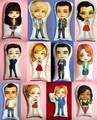 glee Pillows!