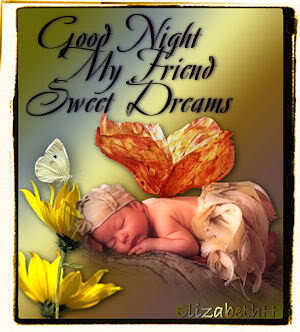 Good night dear :)