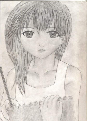 Guess who is her? :3