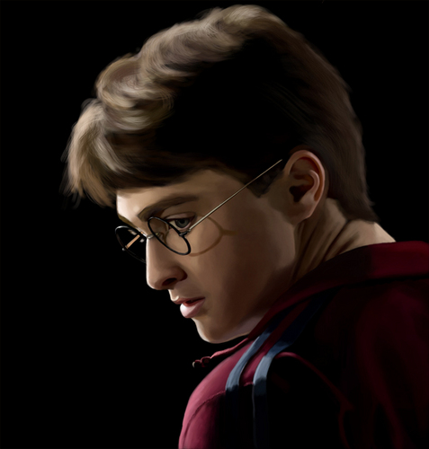 Harry portrait