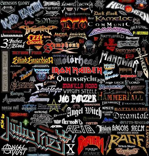 Musica wallpaper entitled Heavy metal