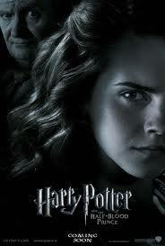 Hermione Granger through the cine