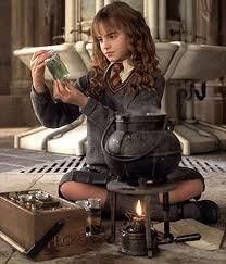 Hermione Granger through the movies