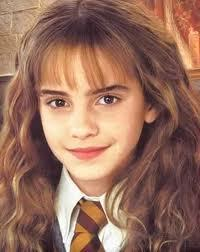 Hermione Granger through the Filme