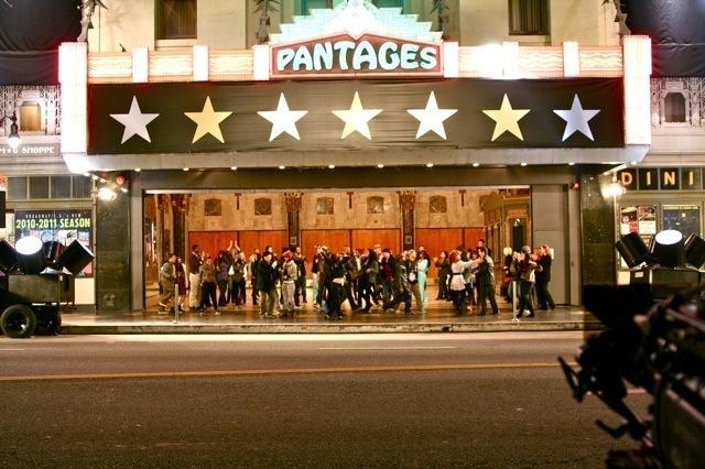 Hollywood Tonight Set