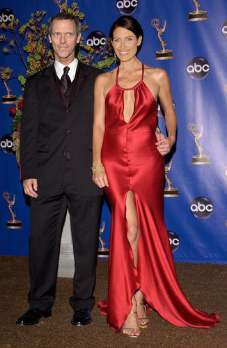 Lisa Edelstein images Hugh & Lisa, fake or real? wallpaper and background photos