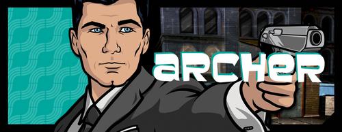 Hulu's Archer Banner