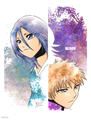 Ichiruki - bleach-ichigo-and-rukia fan art
