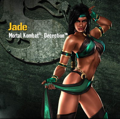 mortal kombat jade wallpaper. Jade