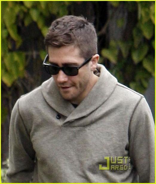 Jake gyllenhaal jarhead haircut