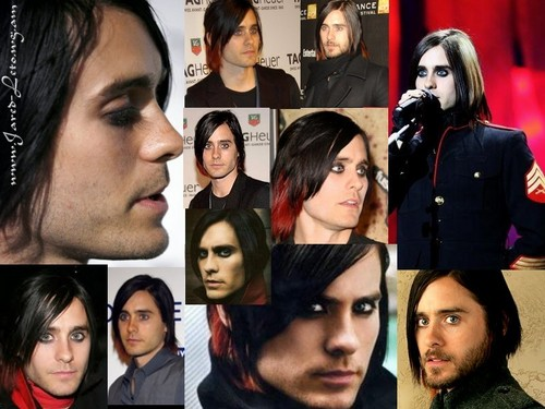 Jared Leto wallpaper possibly with a portrait entitled Jared Leto