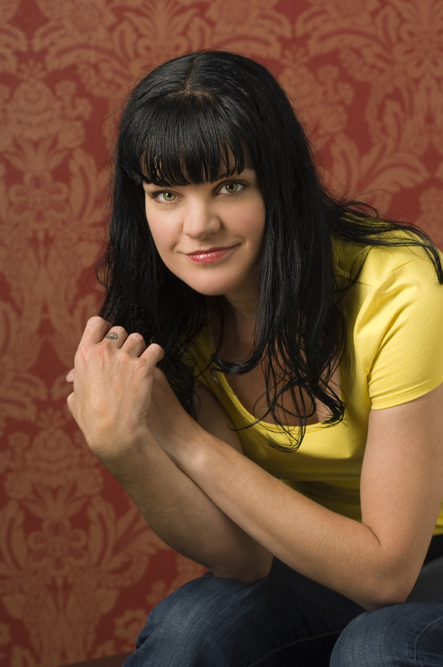 Pin dog paw tattoos on pinterest for Pauley perrette tattoos