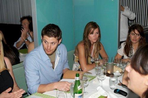 Jensen and Daneel Ackles