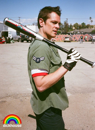 Johnny Knoxville 바탕화면 containing a green beret, a rifleman, and a navy 봉인, 인감 entitled Johnny Knoxville