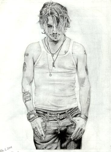 Johnny Sketch