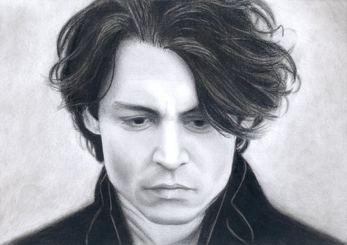 Johnny portrait