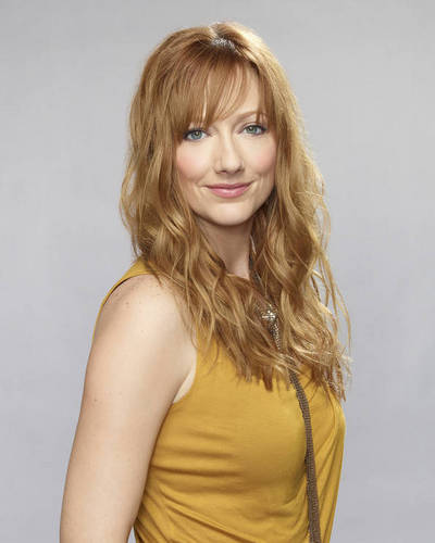 Judy Greer is Connie