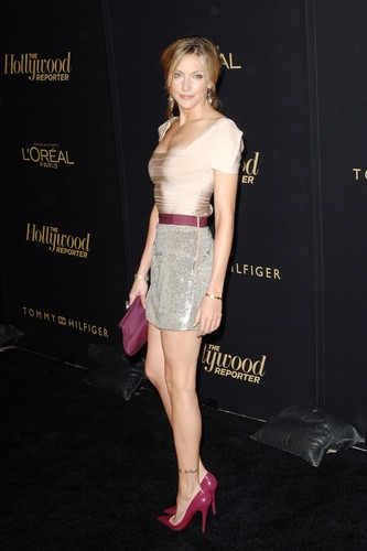 Katie Cassidy 2011 The Hollywood Reporter Big 10 Party