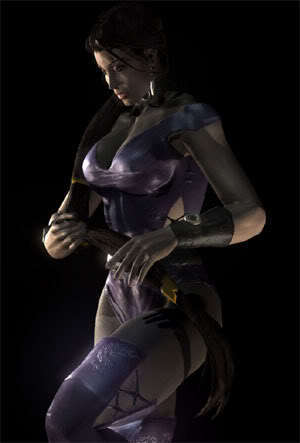 kitana mortal kombat 9 wallpaper. mortal kombat 9 kitana hot.