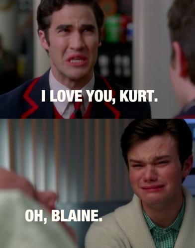 Klaine <3