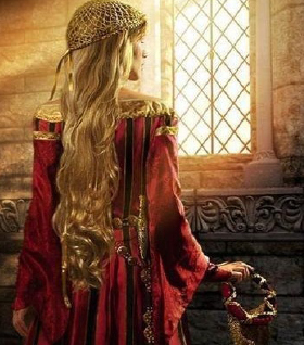 Lady Camelot Dreaming