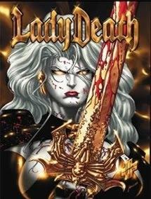 LD - LadyDeath Wallpaper (30896792) - Fanpop