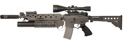 guns images M16  wallpaper and background photos