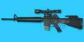 M16 sniper