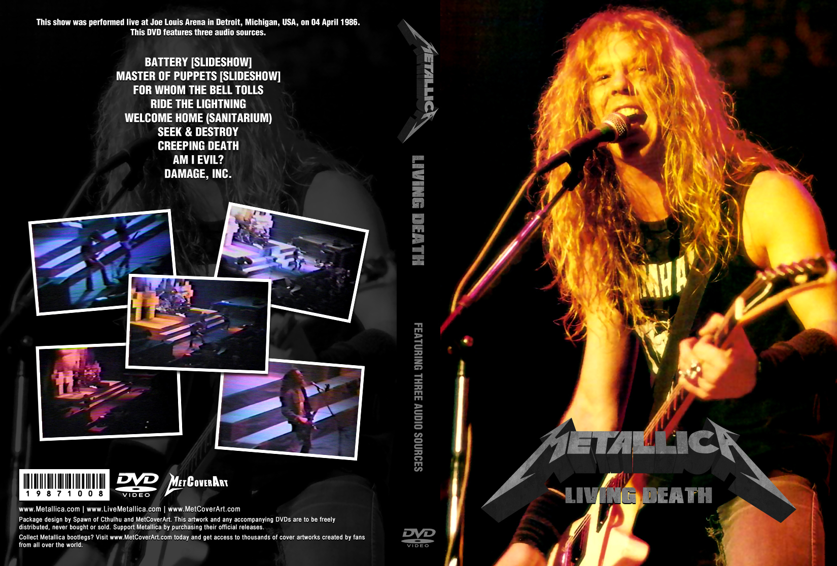 METALLICA - Metallica Photo (19630367) - Fanpop