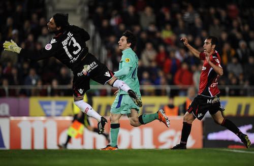Mallorca - Barcelona [La Liga]