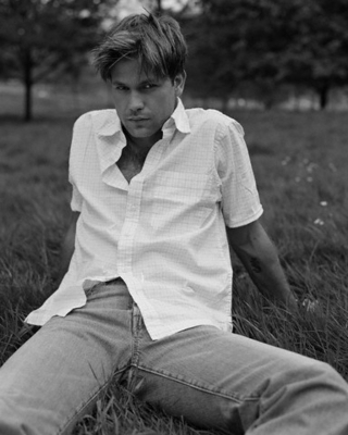 Matt Davis - Photoshoot Von Piers Hanmer/Corbis Outline- 2002