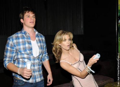 Matt and Annalynne