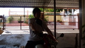 Me getting ready to drive on my motorbike - shaclowstalker-and-silvaze_4_life photo